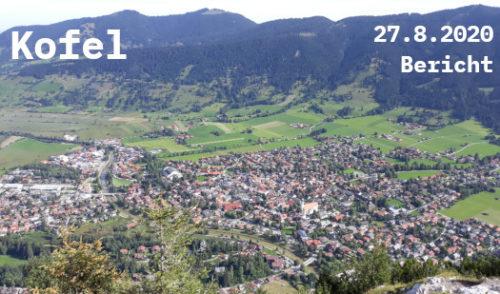 Artikelbild zu Artikel Kofel (1.342 m)
