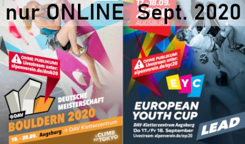 Artikelbild zu Artikel EYC/DMx in Augsburg: ONLINE