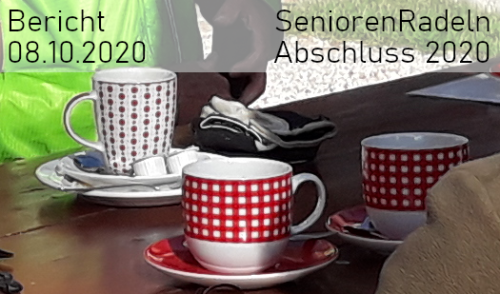 Artikelbild zu Artikel Abschluss Seniorenradl-Saison 2020