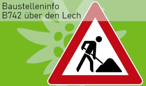 Artikelbild zu Artikel Baustelle B17/B472 Hohenfurch/Schongau Mai-Herbst 2021