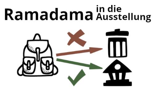 Artikelbild zu Artikel Ramadama in die Ausstellung