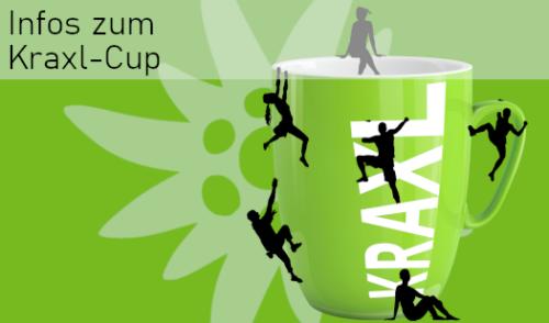 Artikelbild zu Artikel Verschiebung Kraxl-Cup 2021