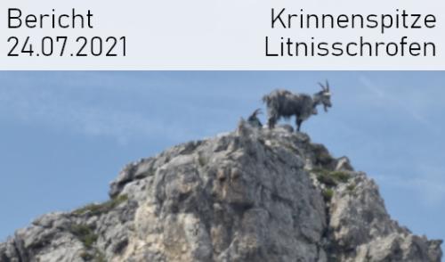 Artikelbild zu Artikel Krinnenspitze/Litnisschrofen