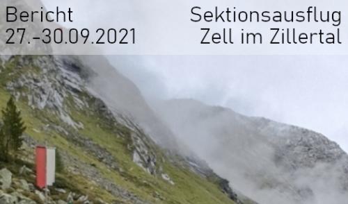 Artikelbild zu Artikel Sektionsausflug 2021