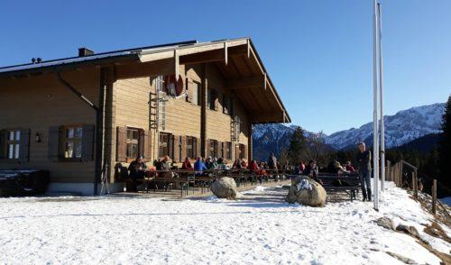 Artikelbild zu Artikel Schneeschuhtour zum Buchenberg (1142m) am  Mittwoch 22.01.2020