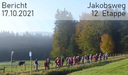 Artikelbild zu Artikel 12. Etappe des Jakobswegs